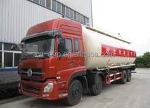 30-60CBM cement powder tank transport widely used bulk cement tanker truck