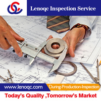 During production check services impartial inspection/third-party inspection