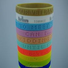custom silicone wrist band,promotional silicone rubber band ,OEM rubber silicone bracelet