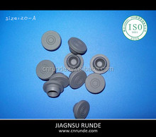 pharmaceutical rubber stopper 20-A for antibiotic