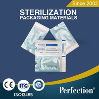 wholesale distributors autoclave sterilization pouch bag self sealing
