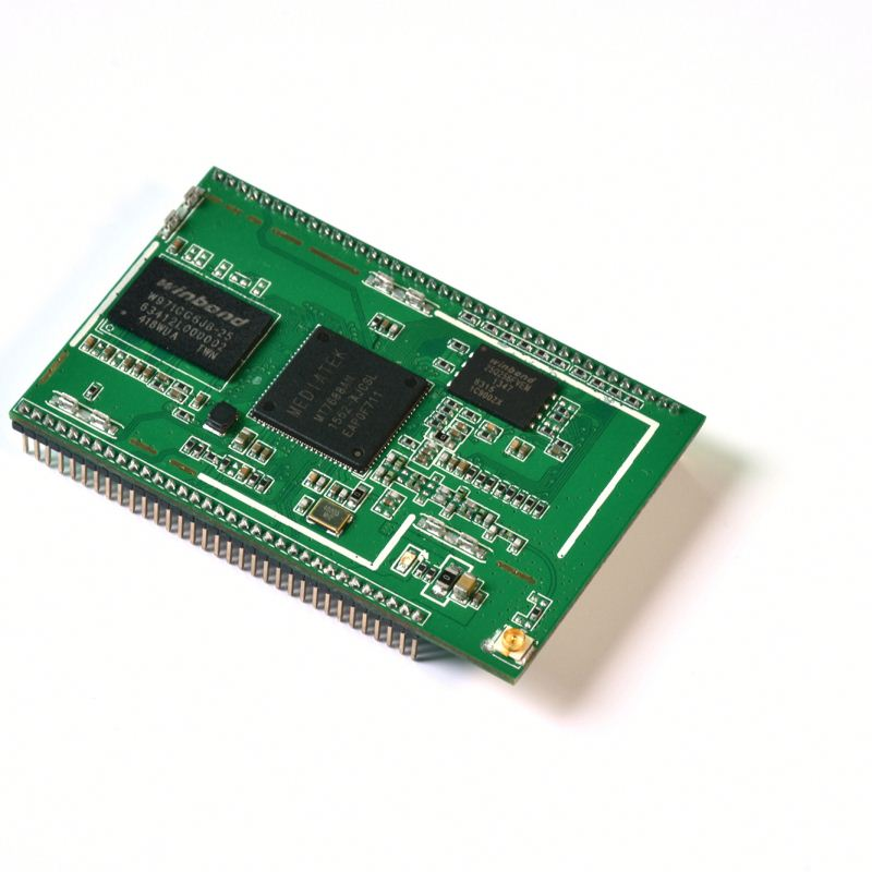 USB2.0 host,PCIe,SD-XC,I2S/PCM and multi slow Ios wifi module