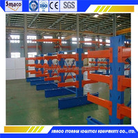 China adjustable steel mesh warehouse cage for warehouse material storage