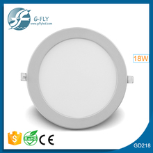 12v led panel 18W dimmable Led round panel lighting CE ROHS approved ceiling decoration luminaire
