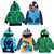 Wholesale Baby Clothes Hooded Cloak Pattern Made In China