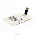 Hot sale usb card reader,usb memory stick advertising flash drive card shape