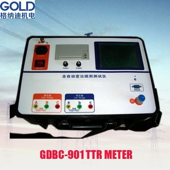 GDBC-901 High Precision Automatic Transformer Turn Ratio Meter
