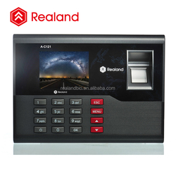 biometric scanner attendance device and fingerprint reader (Realand A-C121)