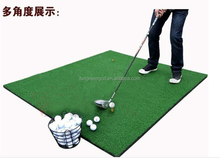 Customzied 3D Golf Mats with top quality green grass