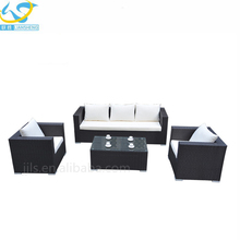 Special Offers Outdoor Sleeper Rattan Sofa Furniture Lounge Set Outdoor