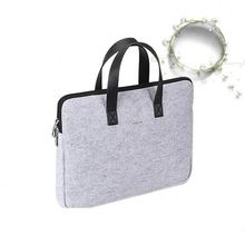 Flip cover 17inch ladies rolling laptop bag customized design