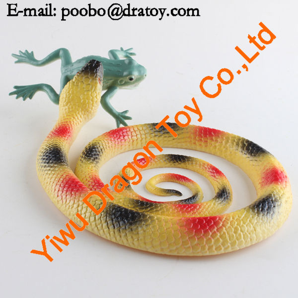 provide various cartoon snake toys