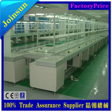 Auto assembly line with worktable CE