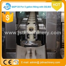 large scale 600bph automatic 5 gallon water filling equipment in jiangsu