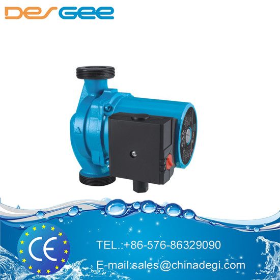 DEGEE PUMP domestic hot&cold water circulating pump DW25/9 180