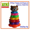 Low price safety material stacking toy plastic jenga game