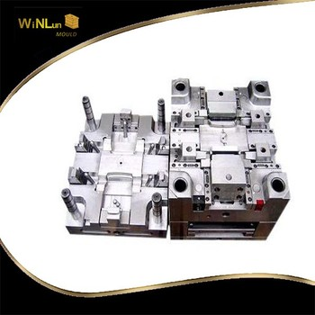 Quality Oem Made Pp Pc Abs Pvc Mold Parts Customized Plastic Injection Mould Part