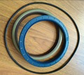 oil seal kit in 3pcs/set with box one oil seal 175*145*13 and one oil seal 175*145*14 + one ring ID255*5