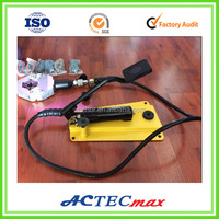 Hydraulic Hose Crimping Tool With Foot