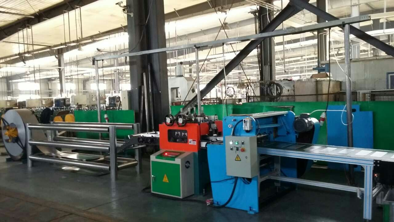 2 in 1 metal sheet straightening and feeder machines for shearing machine