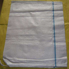 High quality pp woven laminated 25kg bag for rice