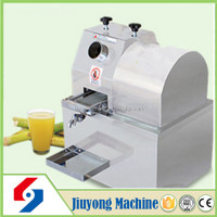 2015 Widely used mini sugar cane juicer mill