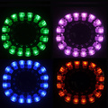 Newest product!Square led angel eyes for square hid projector lens