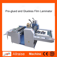 SEMI-AUTO glueless and pre-coated thermal film laminating machine