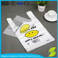 Hot selling T Shirt Bags For Shopping