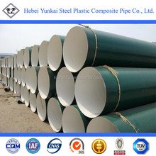 steel casing pipe/PE coated steel pipe for water/oil/electrical wire supply