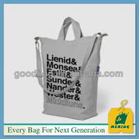 hot sale oem large promotion travel canvas tote bags