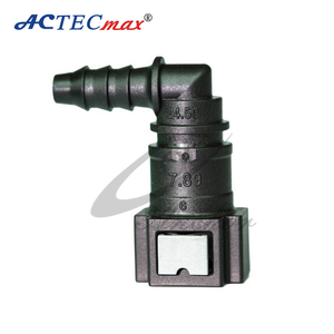 Used in Liquid Fuel Line Emissions Systems High Quality Plastic Pipe Quick Connector connect fitting 7.89