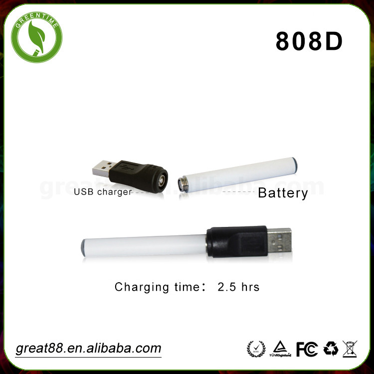 hot new products for 2016 808D ego t electronic cigarette dubai