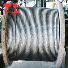 Crane 16mm steel wire rope