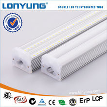 China supplier led manufacturer t5 t8 integrated led tube fieture HongKong lighting fair hot priducts