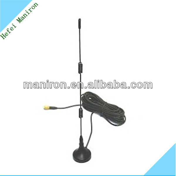 Roof Adhesive Magnetic Mount Car Antenna