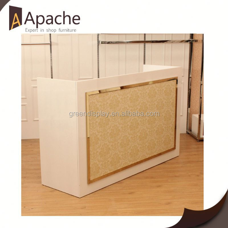 Good Reputation factory directly store metal display rack clothes rack names clothing stores of APACHE