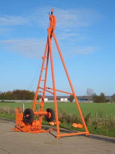 3000 Buffalo Percussion Drilling Rig