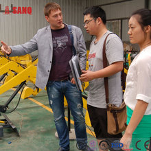 Attractive amusement chid excavator for selling/new product kid mini excavator with free ocean ball