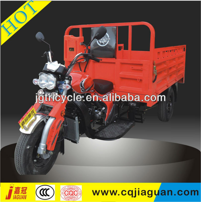 Hot sell motorizing 350cc petrol engine tricycl