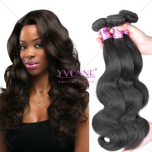 Natural color virgin brazilian human hair, cheap aliexpress hair, wholesale human hair extension