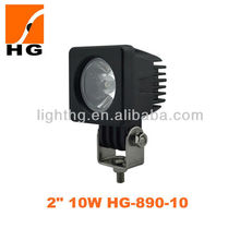 "2"" 10W headlight for 4x4 motorcycle"