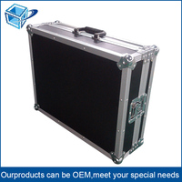 Customized multifunctional aluminum profile flight case for yamaha ql1