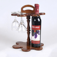 2016 hotsale Custom Shaped Carved/Curved Printed Big DIY rack display Wine Rack