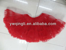 Fashion lace pettiskirt of dance for children