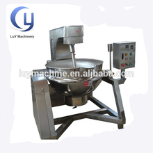 Factory price tilting steam stewing cooking equipment for soup
