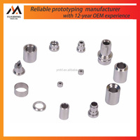 stainless steel round flat metal gasket central machinery drill press parts