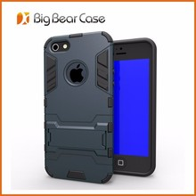 Luxury slim armor stand cover s5 case