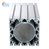 Structure Anodized Extrusion Profiles Manufacturer Good Quality Custom Modular Aluminum Profile Used In Assembling Device Frame