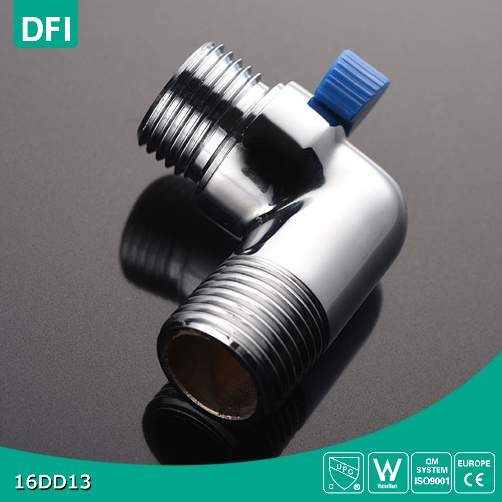 External pipe thread water saving junctor universal replacement Part